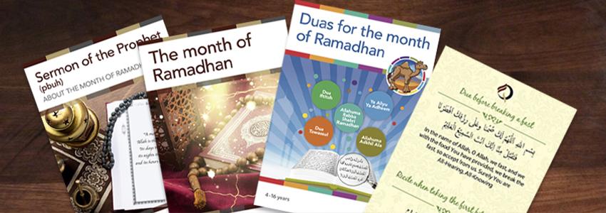 Month of Ramadhan