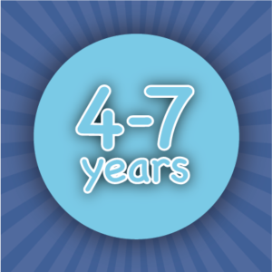Infants - 4 to 7 years